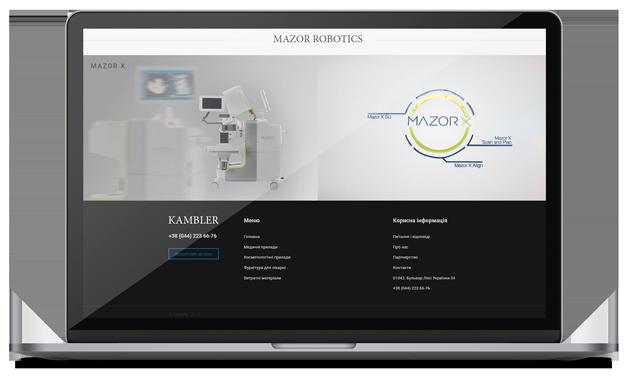 Medical website case   Creating medical website in 3 weeks